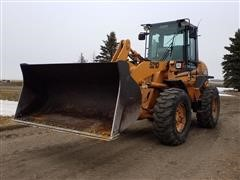 2008 Case 521D Wheel Loader