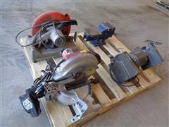 Makita Tool Shop & Chicago 110 Volt Shop Tools