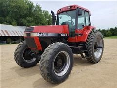 1996 Case IH 7210 MFWD Tractor
