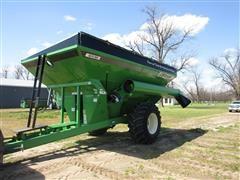 2015 Bigham GCX850 Grain Cart