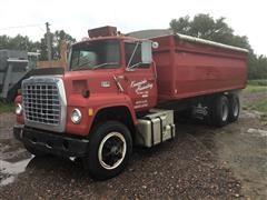 1978 Ford LNT9000 T/A Grain Truck