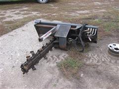 Bobcat LT203 Skid Steer Trencher Attachment