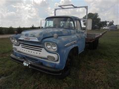 1959 Chevrolet Viking 60 Flatbed Truck