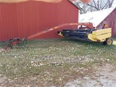 New Holland 1475 Hydra Swing Windrower