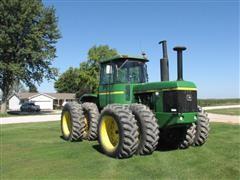1981 John Deere 8440 4WD Tractor