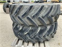 Mitas 680/80R38 Tires & Rims