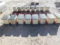 Case IH 955 Cyclo Air Planter Pesticide Boxes