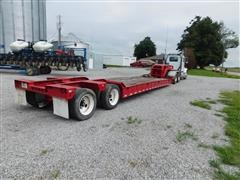 2003 Talbert Detachable Lowboy Trailer