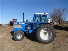 Ford TW-35 2WD Tractor