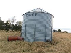 Chief Grain Drying Bin