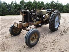1960 Cockshutt 560 2WD Diesel Tractor