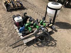 Assorted Pumps