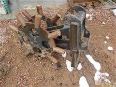 Bobcat Wheel Packer
