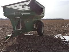 EZ Trail 510 Grain Cart