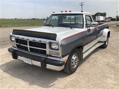1991 Dodge RAM 350 2WD DRW Pickup