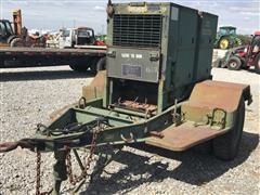 1978 Military 60KW Generator