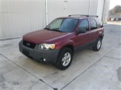 2007 Ford Escape XLT 4X4 SUV
