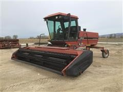 1988 Case IH 8840 Self-Propelled Windrower