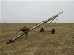 Bazooka Grain Auger