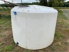 Ace Roto-Mold 1300-Gal Poly Tank