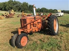 1942 Case DC 2WD Tractor