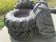 Titan Pivot Tires And Rims