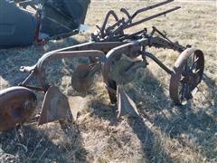 John Deere 2-Bottom Plow