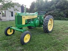 1960 John Deere 630 2WD Row Crop Tractor