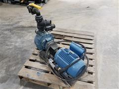2018 Ag Spray/Weg W22 Pump Water/Chem Pump