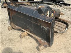 2012 Caterpillar H55 Skid Steer Hydraulic Hammer