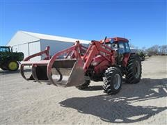 1996 Case IH 5240A MFWD Tractor