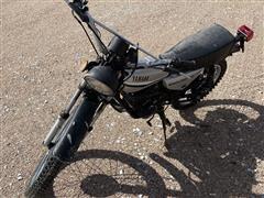 Yamaha Endura 100 Dirt Bike (INOPERABLE)