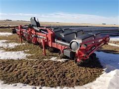 Case IH 1200 8R36W Planter