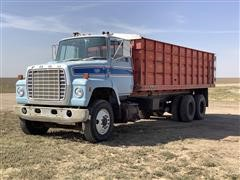 1981 Ford LNT8000 T/A Grain Truck