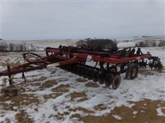 1995 Kent 3115 Conservation Tillage Mulcher