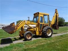 International I 2514B - B 2500B Series 2WD Loader Backhoe