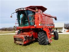 1995 Case International 2188 Axial Flow Combine