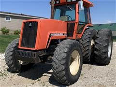1983 Allis-Chalmers 8070 MFWD Tractor