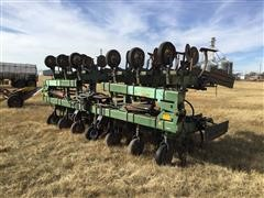 Lorenz 12 Row Cultivator