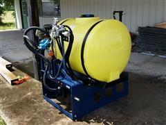 Ag Spray 150-Gal 3-Pt Sprayer