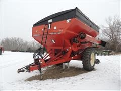 "Brent 780 18"" Grain Cart"
