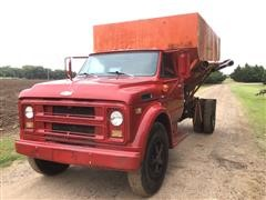 1972 Chevrolet C60 S/A Seed Tender Truck