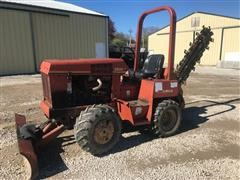 Ditch Witch 3500 4WD H311 Trencher