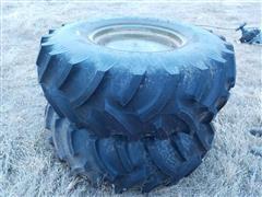 Titan 16.9 X 24 Pivot Tires