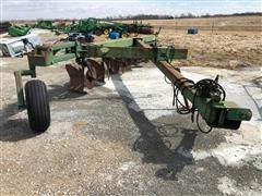 1990 John Deere 2800 6 Bottom Plow