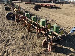John Deere 71 4 Row Planter