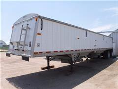 2007 Wilson DWH-500 T/A Grain Trailer