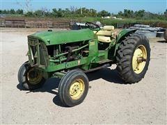 John Deere 2010 2WD Tractor