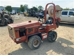 1989 DitchWitch 350SX DD Vibratory Cable Plow