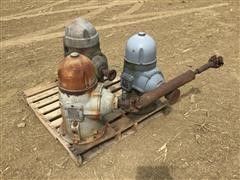 Irrigation Gear Heads
